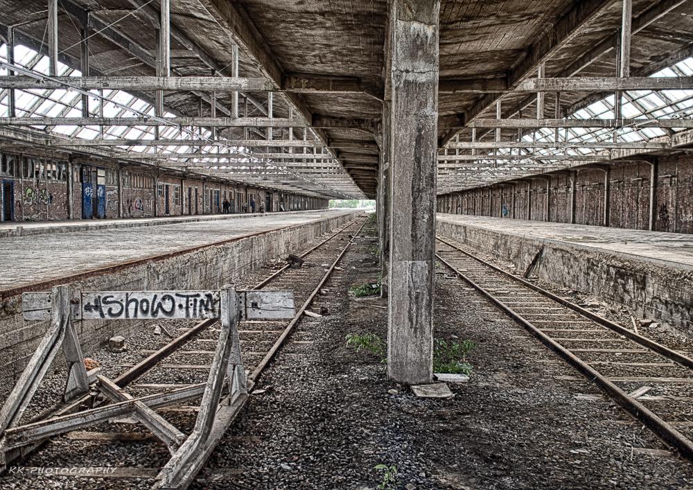Belgische Bahn - Marodistan # 02