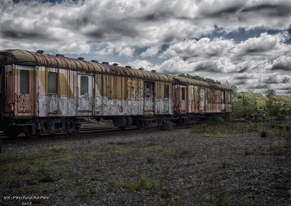 Belgische Bahn - Marodistan # 03