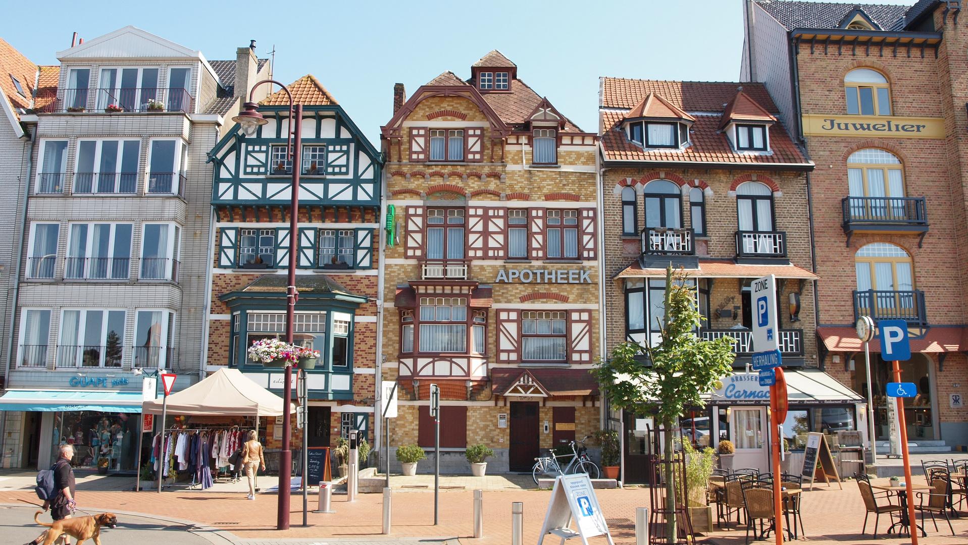 Belgische Promenade