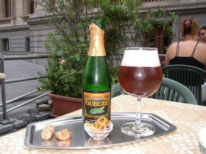 Belgisches Bier...