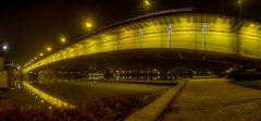 Belgrad bei Nacht 2