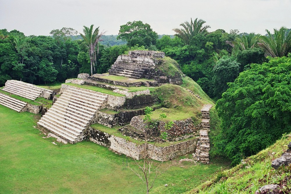 Belize Altun Ha Maya / Inka