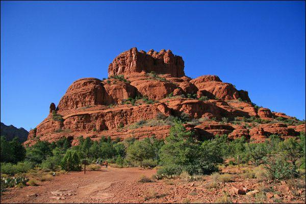 Bell Rock (Sedona-AZ)