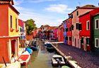 Bella Italia, Wunderbar Farbenfroh