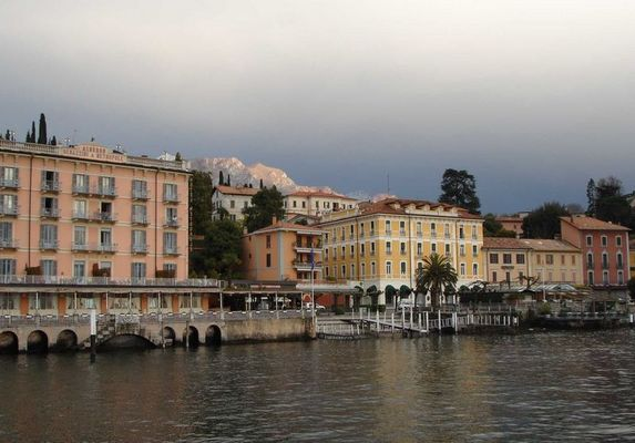 Bellagio (vom Schiff)