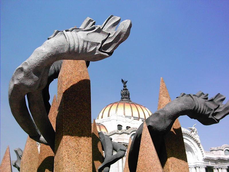 Bellas Artes Cd de México