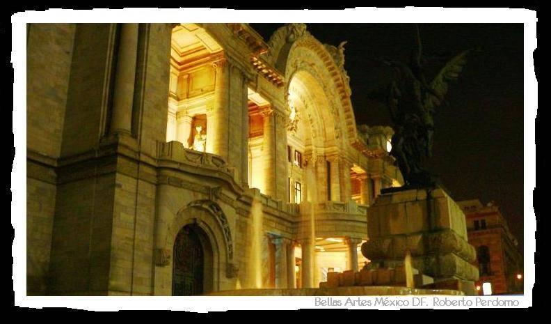 Bellas artes mexico Distrito Federal