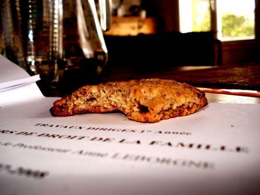 Belle histoire d'amour avec un cookie pas comme les autres...