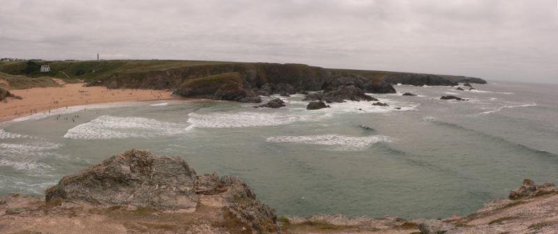 Belle ile en mer, Bretagne