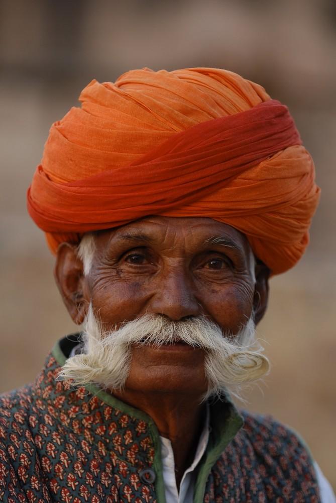 Belle moustache