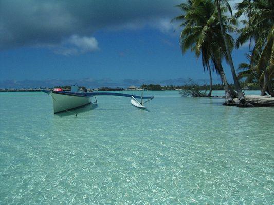 belle nature qu'offre Bora Bora