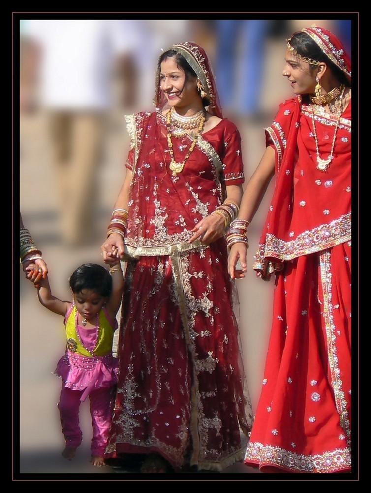 Belles de Jaisalmer