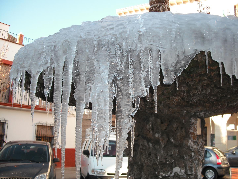 belleza del frio