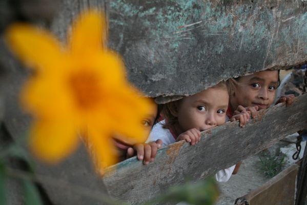 Belleza inocente, El Salvador