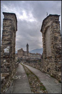 BellItalia: Bobbio, Ponte Gobbo