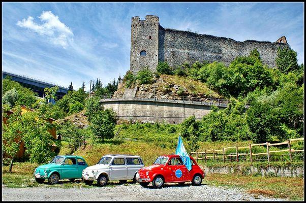 Bell'Italia: Roccavignale, Castello