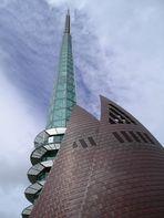 Bells Tower von unten