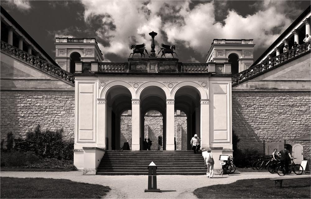 Belvedere auf dem Pfingstberg