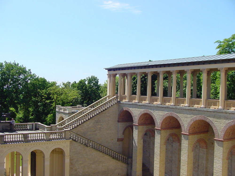 Belvedere auf dem Pfingstberg II