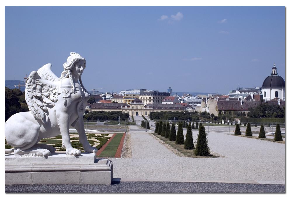 Belvedere di Vienna