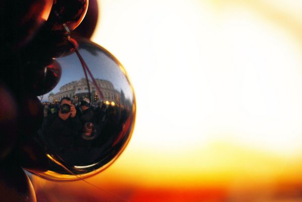Belvedere in the sphere