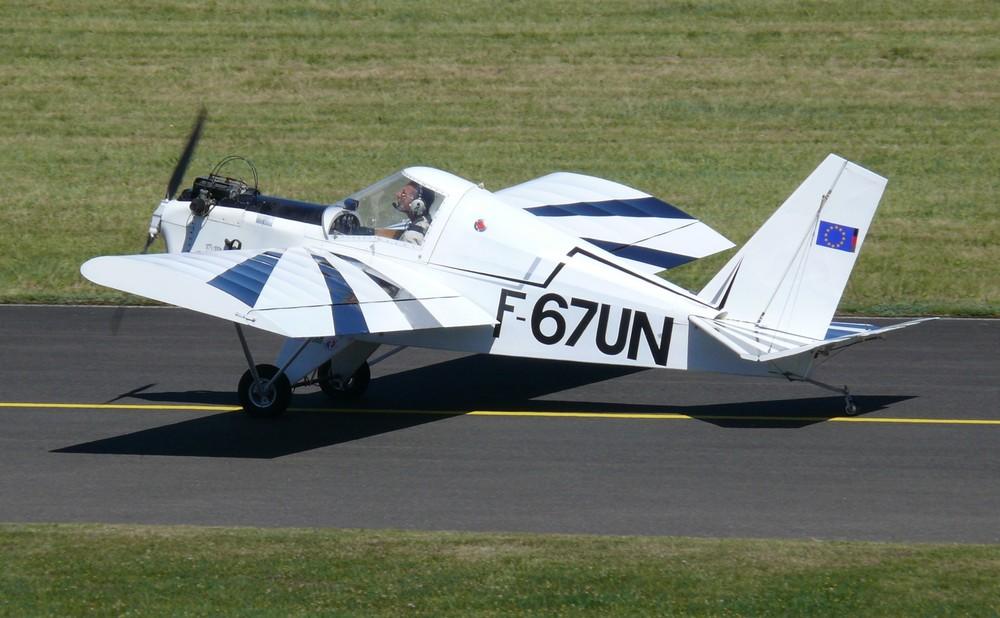 Bemanntes Modellflugzeug?