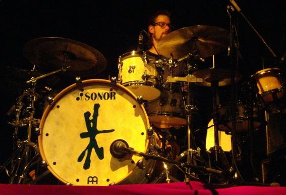 Ben Gräw (Schlagzeuger Stoppok)