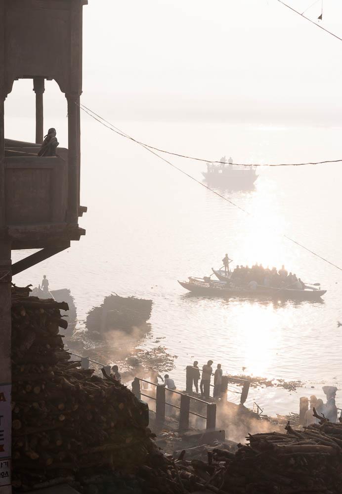 Bena Ras ~ Burning Ghat
