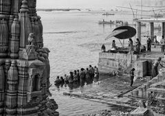 Benares ~ Shivaratri Puja