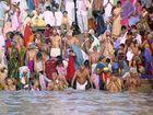 Benares Varanasi Le bain