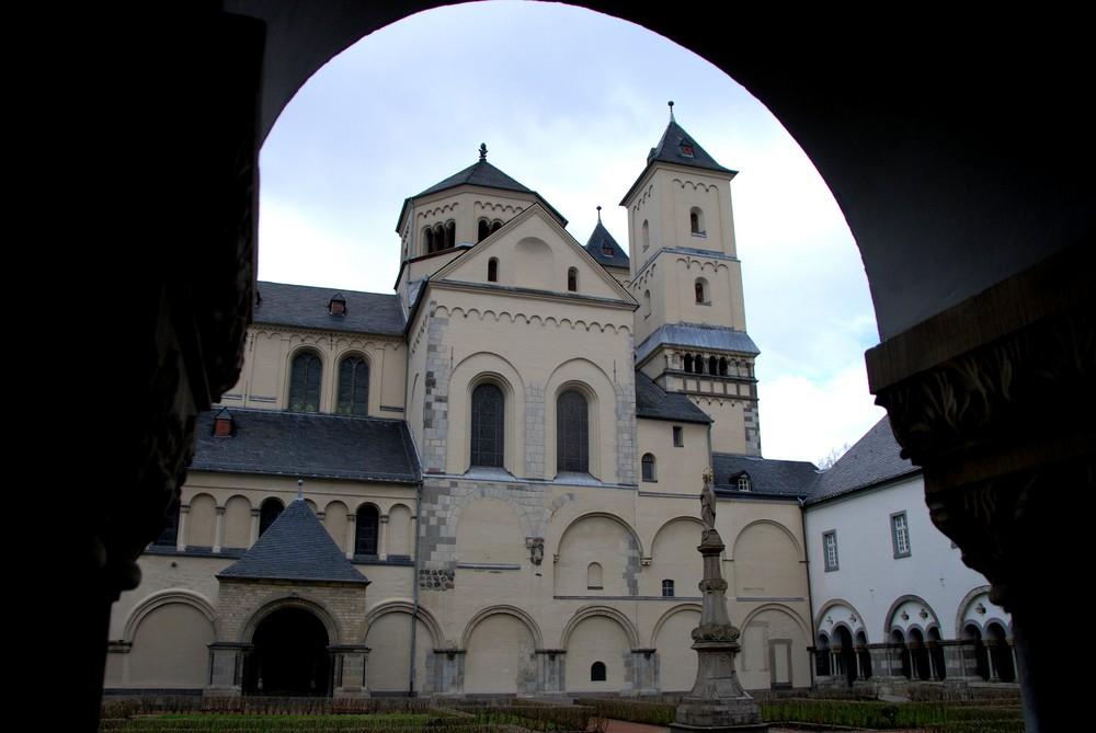Benediktiner-Abtei Brauweiler