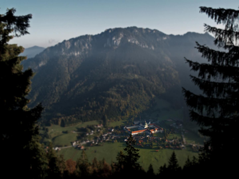 Benediktinerkloster Ettal...