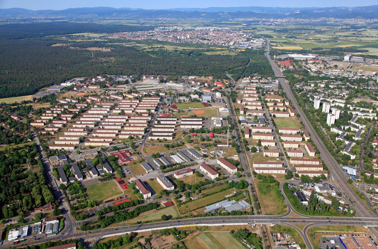Benjamin franklin village mannheim foto bild - Architektur mannheim ...