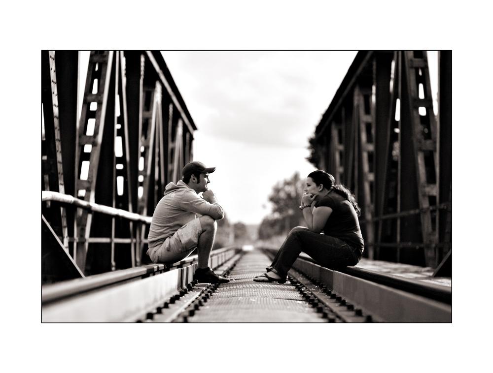 Benni&Lena Spontan-Shoot