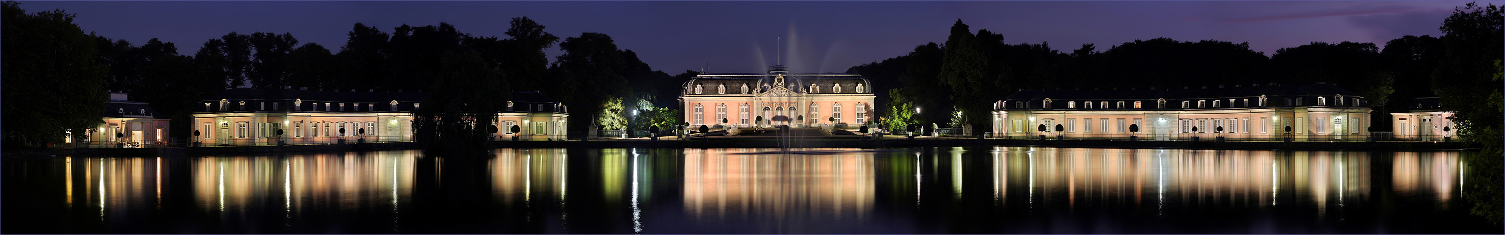 Benrather Schloss...