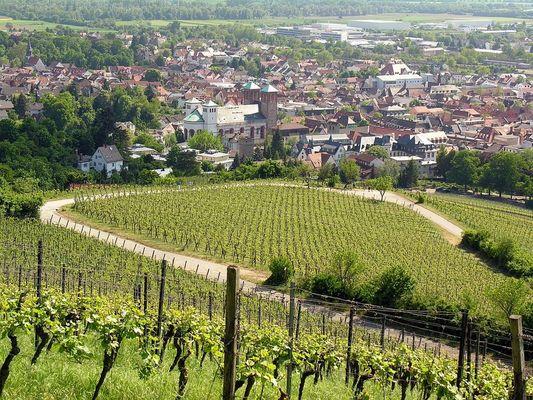 Bensheim - Kirchberg