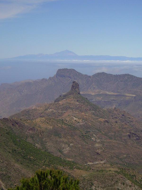 Bentaiga vs Teide