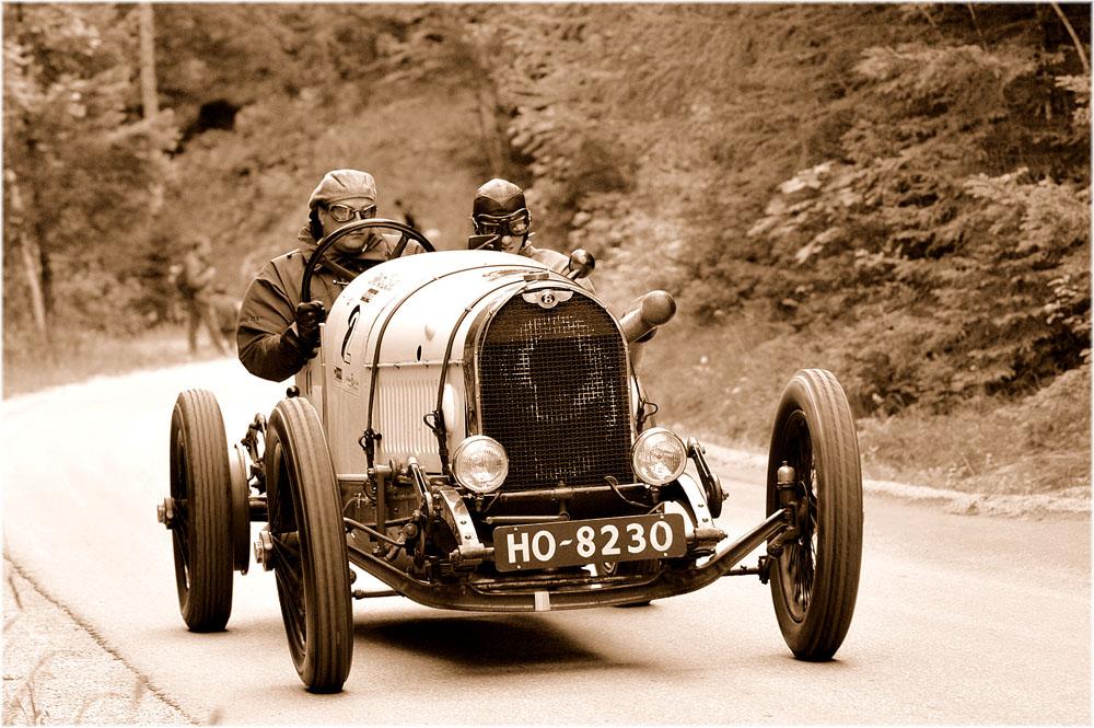 Bentley 1921