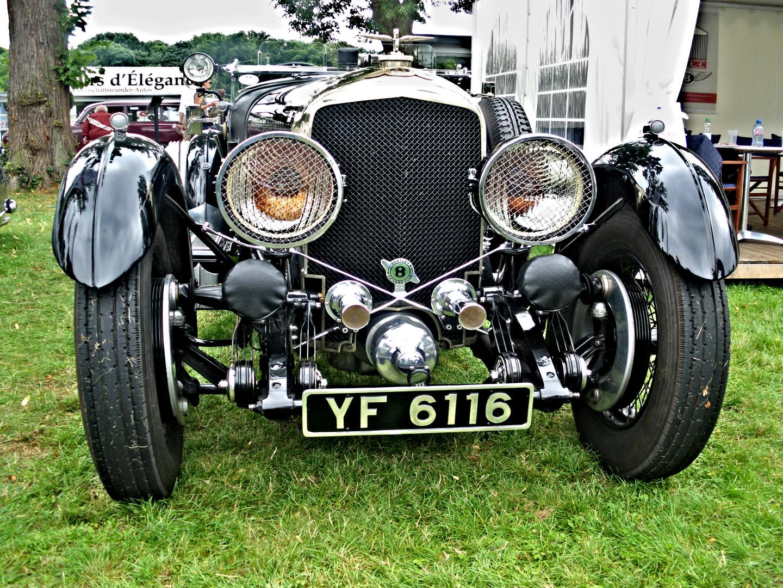 Bentley 8-litre von 1930
