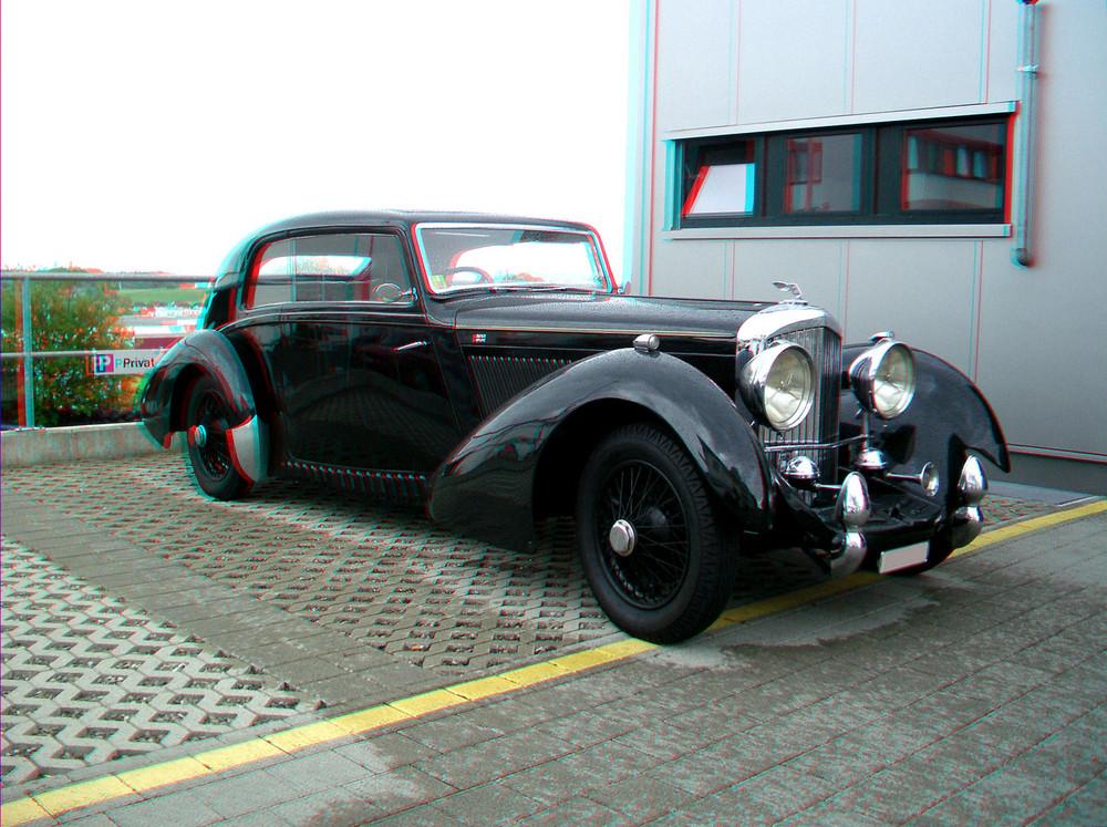 Bentley Airline Sports Saloon 2