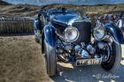 Bentley an der Sylter Sansibar