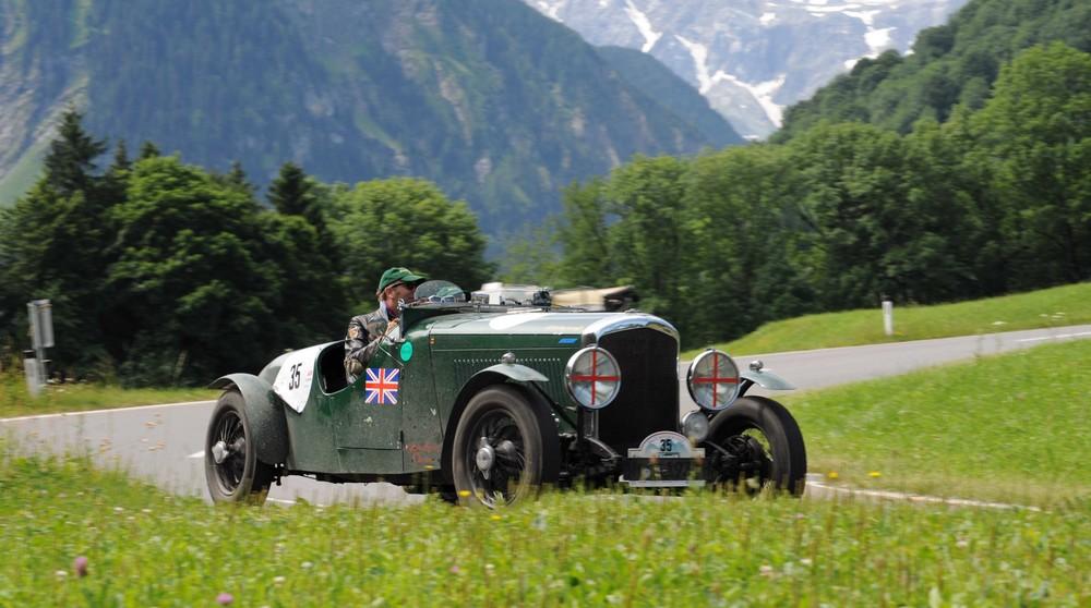Bentley Derby Sport Special