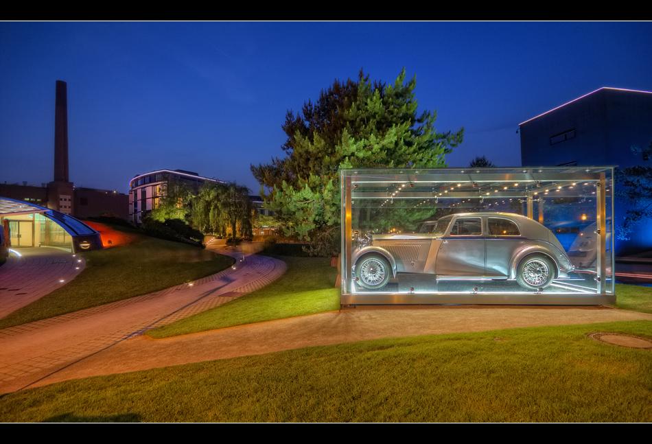 Bentley Park-Ward 1935