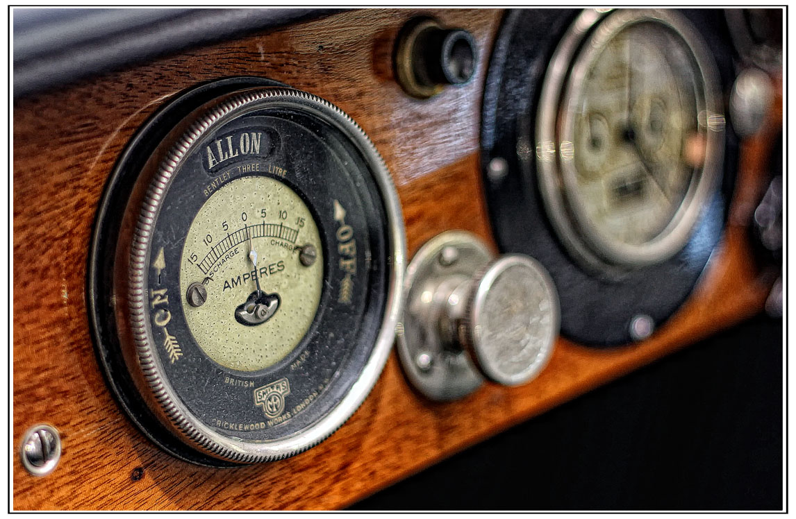 Bentley three litres