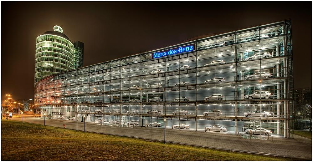 Benz Niederlassung MUC