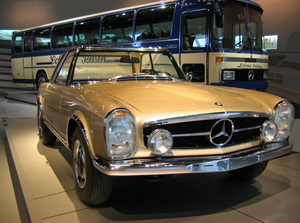"""Benz """"Pagode"""""""