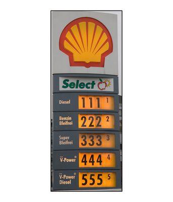 Benzinpreisprognose 2005 - Guten Rutsch !