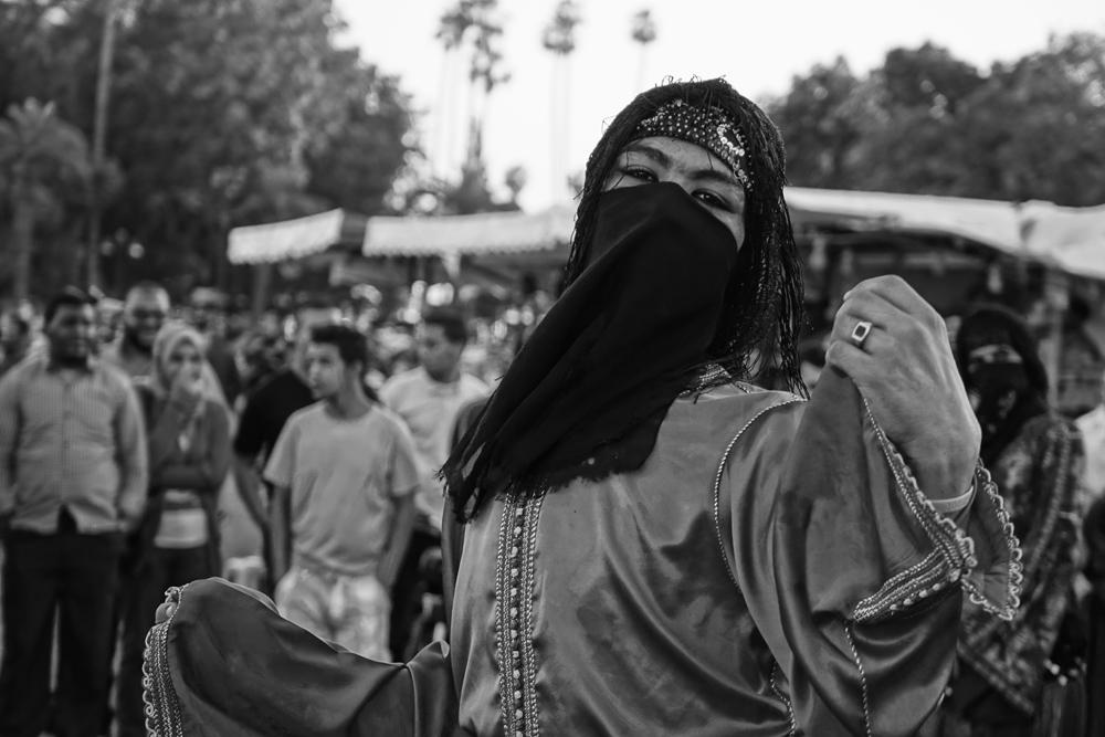 berber dancer
