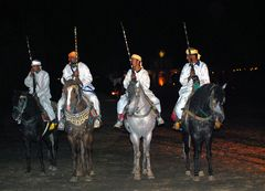 Berber horsemen