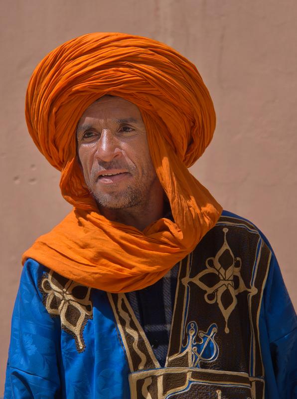 Berber-Portrait